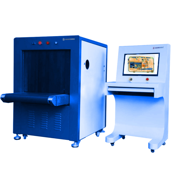 Compact Baggage Scanner