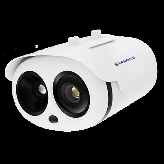 Thermal Network Camera for temperature detection Hawkberg HB75STC